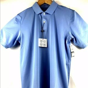 Brooks Brothers Performance SS Solid Polo Shirt